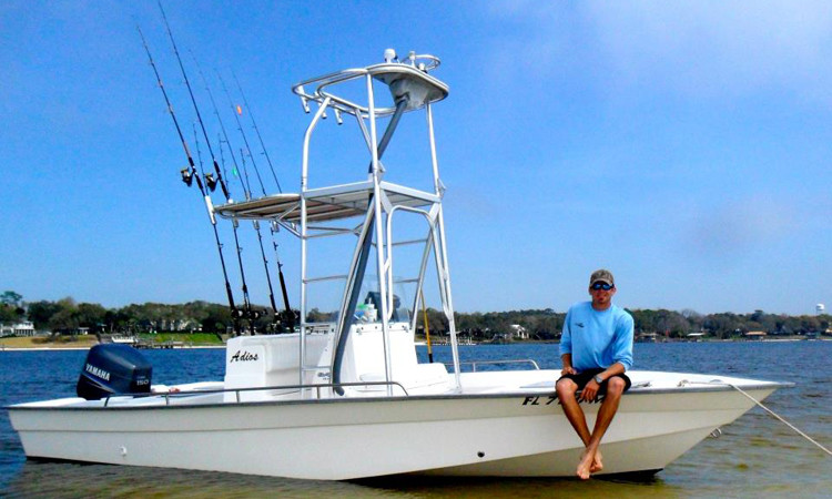 Motherload fishing charter destin fl for Best fishing charters in florida